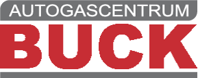 Autogascentrum Buck Logo